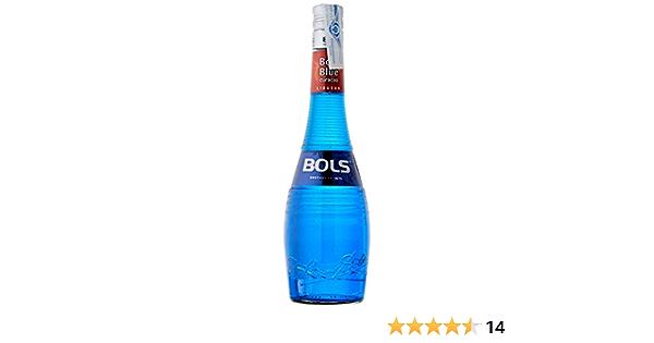 Bols Licor Curacao Azul - 700 ml