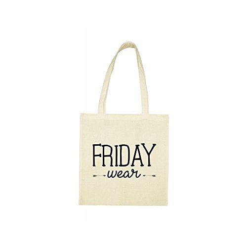 friday bag Tote beige Tote bag beige friday wear wear xHA0w