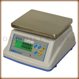Adam Equipment WBW 6aM NTEP Approved Washdown Scale, 6lbs...