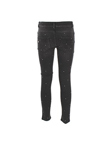 32 Inverno 2017 Twin 18 Autunno Jeans Ya72x1 set Donna Nero Hw0xxq8tR