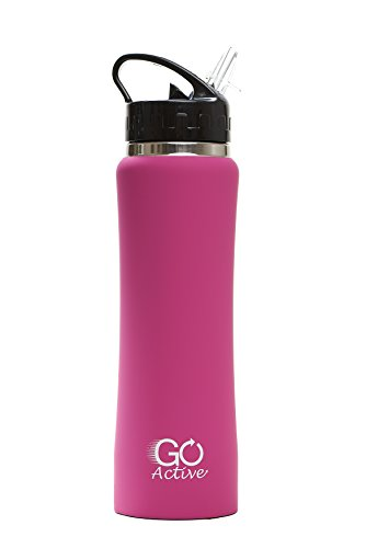 GO Bottles Stainless Insulated Sweat Proof