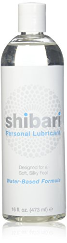Shibari Intimate Lubricant Water Based 16oz Bottle (Best Things To Masturbate To)