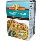 Dr Kracker Og2 Dk 3 Seed Flatbread 7 OZ (Pack of 6)