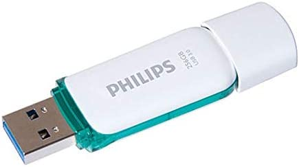 Philips Usb 3 0 Flash Drive 256gb Snow Edition Green Computers Accessories