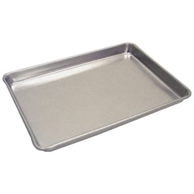 Kitchen Supply Toaster Oven Baking Pan 9-Inch by 6-Inch by .75-Inch
