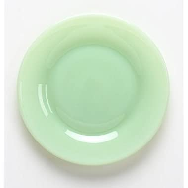 Mosser Glass 10  Jade Dinner Plate