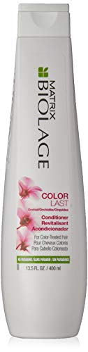 Biolage Colorlast Conditioner For Color-Treated Hair, 13.5 Fl. Oz. (Best Shampoo For Shiny Color Treated Hair)