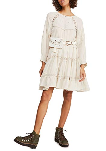 Free People Piece of Your Heart Mini (Ivory, Large)