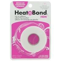 3/8'' White Heat n' Bond Regular No-Sew HemNew by: CC by CraftyCrocodile
