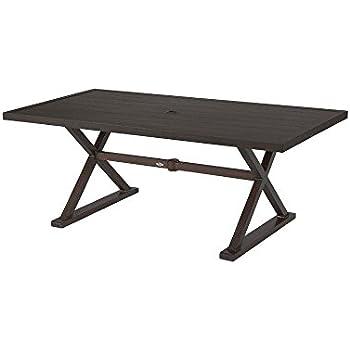 This Item Woodbury Rectangular Patio Dining Table