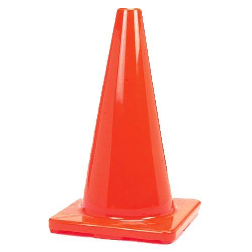 Cortina Safety Products 03-500-05O W Cone, 18'', Orange