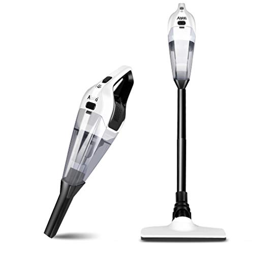 Handheld Vacuum Cleaner, Aiskki 2 in 1 Cordless Upright Vacuum Cleaner Handheld, 14.8V 7Kpa Quick Charge Wet & Dry for Home Hard Floor Cleaning Pet Hair