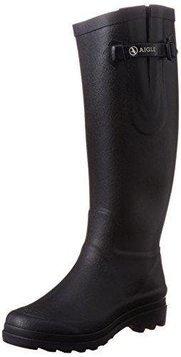 Aigle Aiglentine Støvler (42 Eu / 11-12 Oss, Svart)