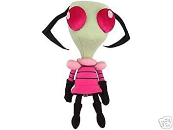Invader Zim 12quot Plush Doll