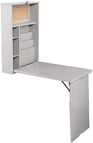 Cheap Southern Enterprises Convertible Wall Mount Desk modern office desk for sale