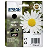 Epson 18XL Inkjet Cartridge Daisy High Capacity 11.5ml Black Ref C13T18114010