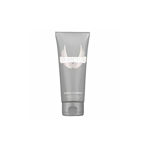 Paco Rabanne Invictus Aftershave balm for Men - 100ml by Paco Rabanne - Paco Rabanne After Shave Balm