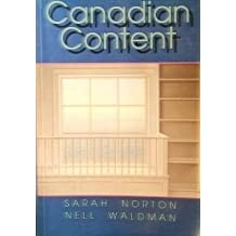 Canadian Content: Essays for Composition from Canada, Britain and the United States