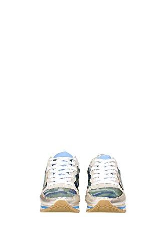 THLDCU01 Philippe Model Sneakers Mujer Tejido Multicolor Multicolor
