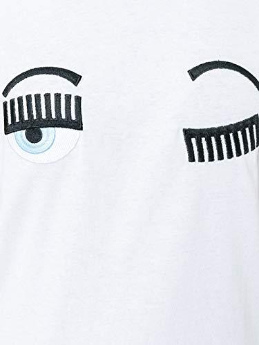 T Chiara shirt Ferragni Bianca Flirting Donna 5SBSA