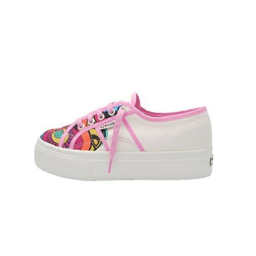 C57 Donna Sneaker Superga 2790 Cotw fantasy Wonderland qwfHX