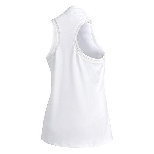 Adidas Polo blanco Donna Bianco Dx0009 xwq8YOgz