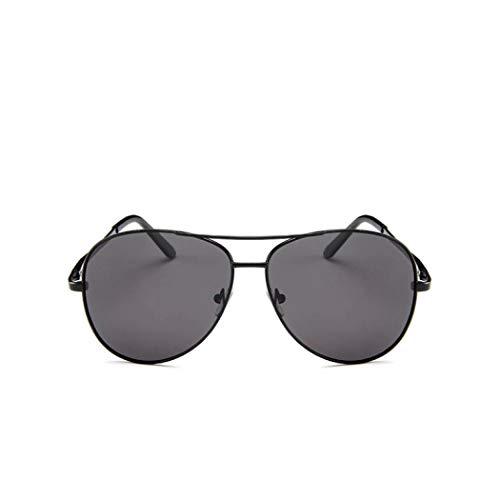 Negro Gafas 2 1 única de Talla Sol Mujeres Sabarry para polarizadas piloto Gafas Hombre w46AqBz