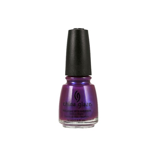 China Glaze Nail Lacquer, Reggae To Riches, 0.5 Fluid Ounce ()