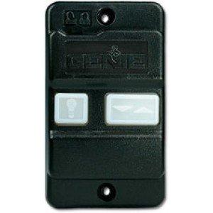 Genie GPWC-BX Garage Door Opener Pro Intellicode Series II Deluxe Wall Console