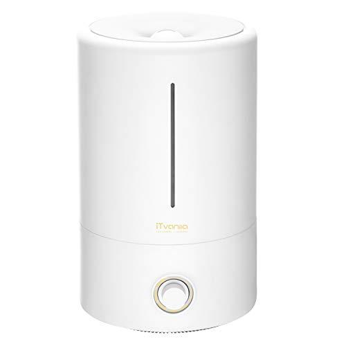 iTvanila Humidifiers, 4L Ultrasonic Humidifier