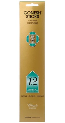 s No.12 Perfumes of Green Mountains, 20 Piece ()