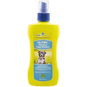 FURminator My FURst Waterless Puppy Shampoo, 8.5-Ounce