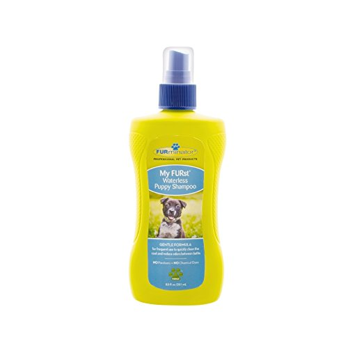 Furminator My FURst Waterless Shampoo for Puppies (8.5 oz) (Best Brush For My Dog)