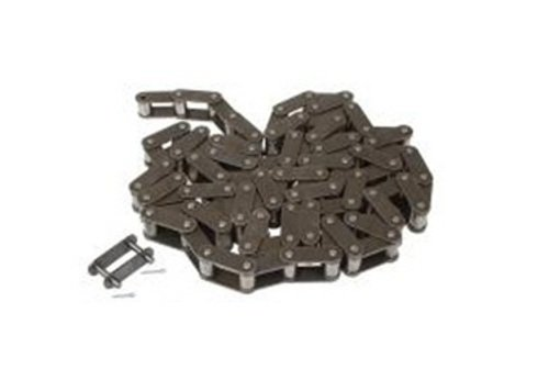 CA550 Pack of 10 (100 foot) Conveyor Roller Chains with 1.630'' Pitch & 3/4'' Width by RAPartsinc