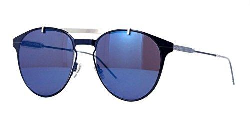New Christian Dior Homme MOTION 1 PJP/XT Dark Blue Silver Sunglasses