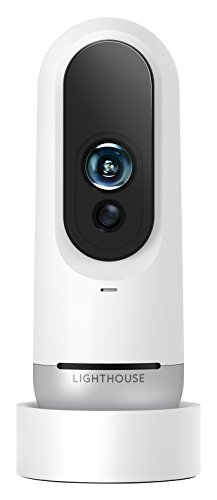 Lighthouse AI Smart Security Home Camera