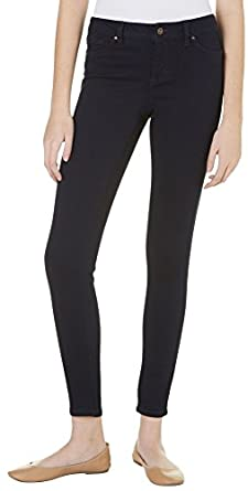 Blue Spice Juniors Dark Wash Jeggings at Amazon Women's Jeans store