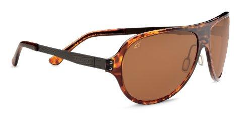 Serengeti Cosmopolitan Alice Sunglasses, Polar PhD Drivers, Shiny Dark - Glasses Serengeti Driving