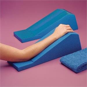 oured Arm Support A186C Terry Cloth Cover for Arm Support (Contoured Cloth)