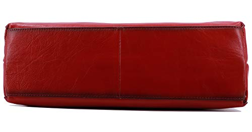 de Rouge Sac cuir vachette 82534 Katana shopping qaxPw14I40