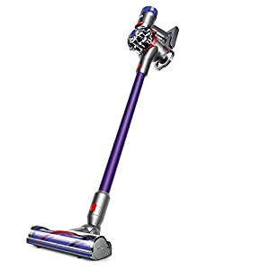 Dyson V8 Animal Cord-Free Vacuum, Sprayed Nickel/Titanium (Renewed)