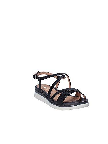 2 mujer Stonefly mujer zapatillas marca para Sandalias y color y sandalias zapatillas Negro modelo negro Negro para ELODY OIqxCOZnw