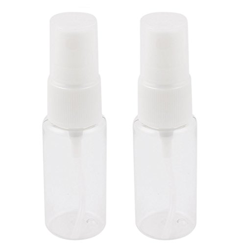 Cosmetic-Perfume-Liquid-Holder-Spray-Bottles-20ml-2PCS-White-Clear