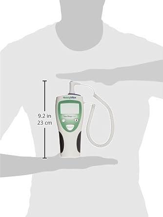 Welch Allyn 01690-200 SureTemp Plus 690 - Termómetro electrónico, cable de 10 cm y sonda oral, con sonda: Amazon.es: Amazon.es