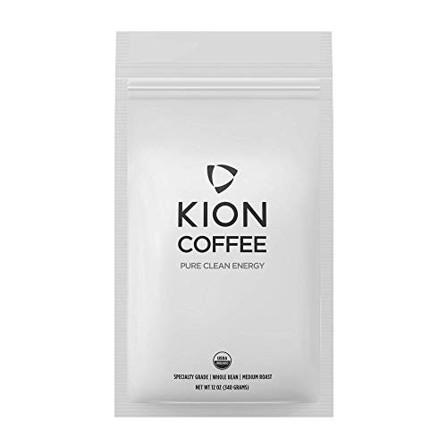 Kion Organic Coffee, Toxin and Mold Free, Medium Roast 12 Oz