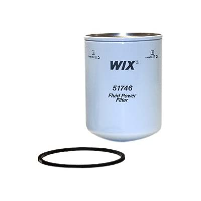 WIX Filters - 51746 Heavy Duty Spin-On Hydraulic Filter, Pack of 1: Automotive