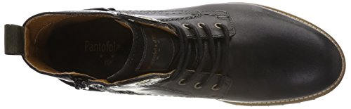 Uomo Pantofola High Stivali 25y d'Oro Black Ponzano Chukka Nero HwqRXWTwz