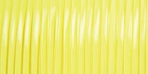 Pepperell Rexlace Plastic Lace, 0.0938-Inch, Neon Yellow