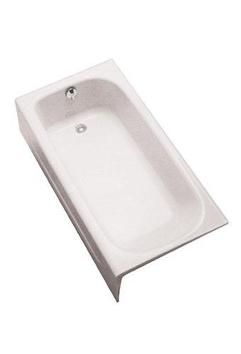 Toto FBY1515RPNo.01 Enameled Cast Iron Bathtub, - Iron Cast Whirlpool Tubs