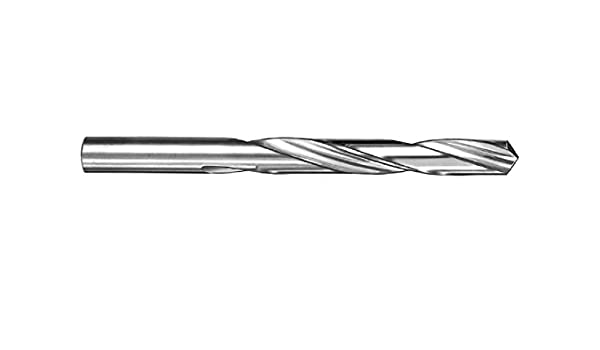 75 mm Length 43 mm Cutting Length SGS 68319 101 Slow Spiral Drills 4.2 mm Cutting Diameter Aluminum Titanium Nitride Coating